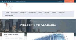 Preview of alaqaria.com.qa